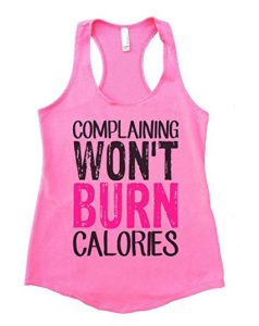 Burning Calories